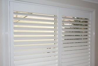 Melbourne Plantation Shutter Example by Rich Shutters